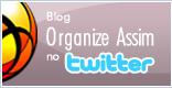 Blog Organize Assim no Twitter