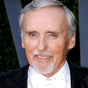 "O ator Dennis Hopper na festa pós-Oscar da revista ""Vanity Fair"" em Hollywood (22/2/2009) - Brainpix"